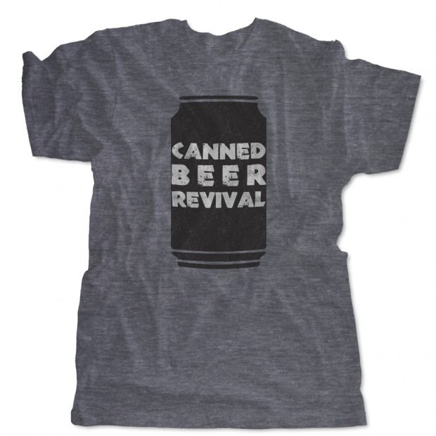 Canned Beer Revival T-Shirt
