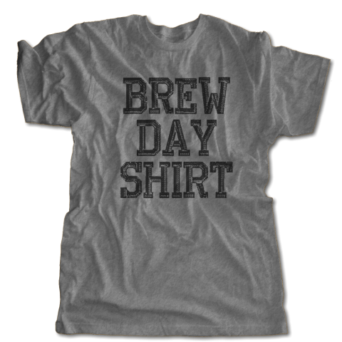 Brew Day Shirt T-Shirt