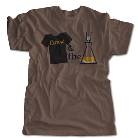 Brew T and the Yeast T-Shirt