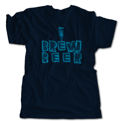 I Brew Beer T-Shirt