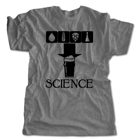 Brew Science T-Shirt